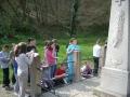 L'enquête des élèves à Dagneux