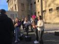Visite thématique de lycéens à Montluc - Histoire et mémoires de la Guerre d'Algérie- janvier 2020