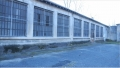 Les anciens ateliers sur la partie du site non protégé mis en vente