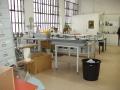 Les ateliers de la prison des femmes avant sa fermeture en 2009