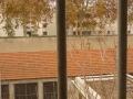 Conserver ou non les murs d'enceinte de la prison sur la partie du site non protégée?