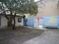 La nurserie ouverte en 2005 et les fresques murales témoins de la présence des enfants de femmes détenues en milieu carcéral