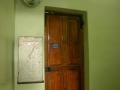 Les anciens parloirs de la prison en 2009 transformés en salle pédagogique du mémorial