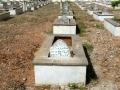 Les tombes des 11 guillotinés