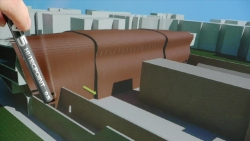 <span>1.2.7.</span> Le site Montluc et ses abords : 22 projets d'étudiants en architecture